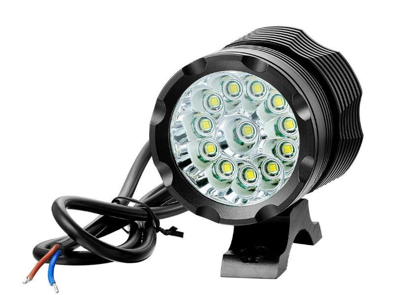 USB Rechargeable LED Bicycle Headlight Bike Headlight Front Rear Lamp Waterproof